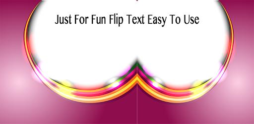 upside down text generator app