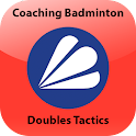 Badminton Doubles Tactics icon