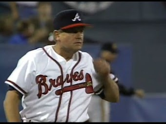 1992 NLCS, Game 7: Pirates at Braves