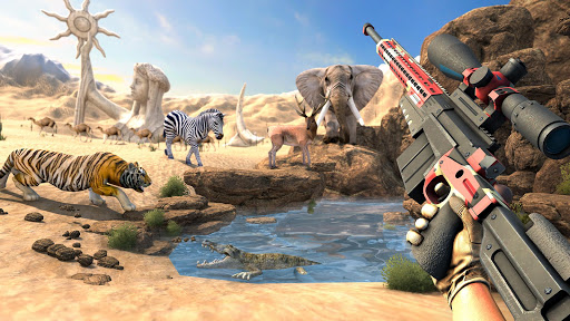 Wild Animal Hunting 2020: Hunting Games Offline android2mod screenshots 7