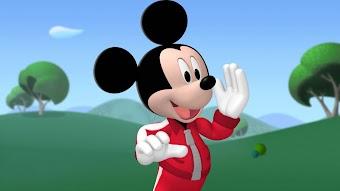 Mickey's Sport-Y-Thon