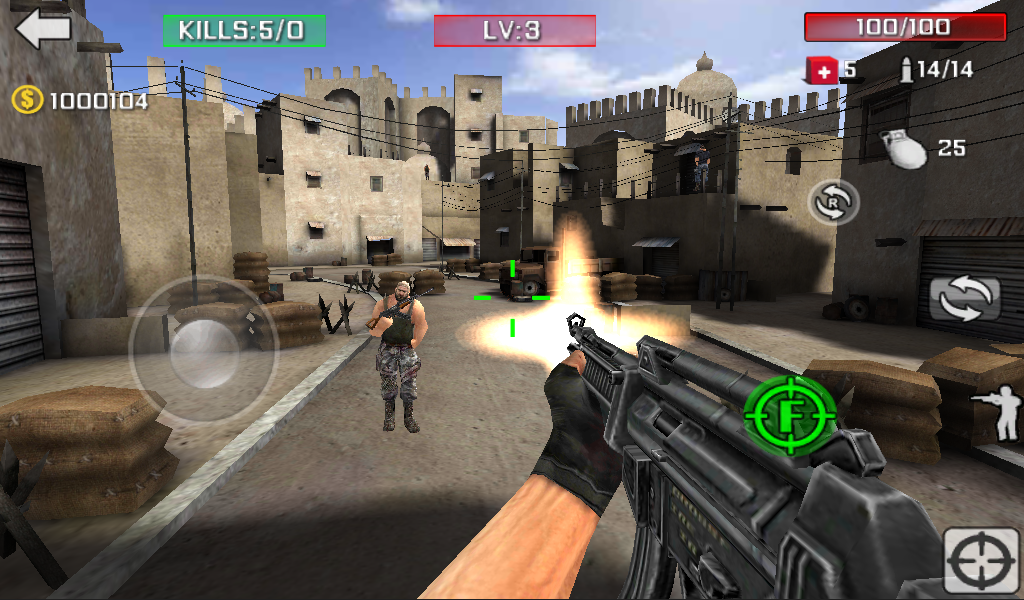 Sniper Killer Shooter- screenshot