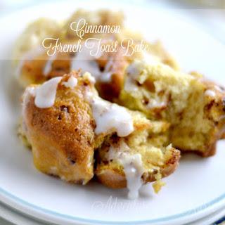 Baked Cinnamon French Toast Recipe