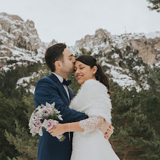 Wedding photographer Desirée Núñez (Dvisual). Photo of 02.07.2017