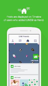 LINE@App (LINEat) v1.4.2