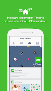 LINE@App (LINEat)- screenshot thumbnail