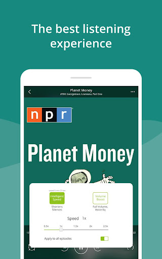 Podcast App & Podcast Player - Podbean screenshots 16
