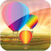 Hot Air Balloon Pop