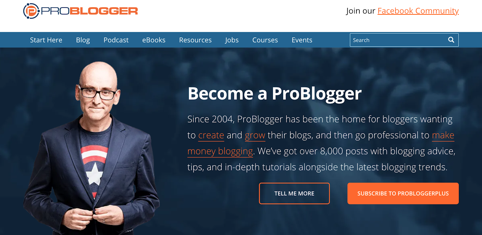 Outsourcing content creation with ProBlogger