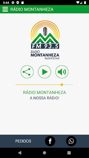 Ru00e1dio Montanheza FM 93.5 screenshots 1