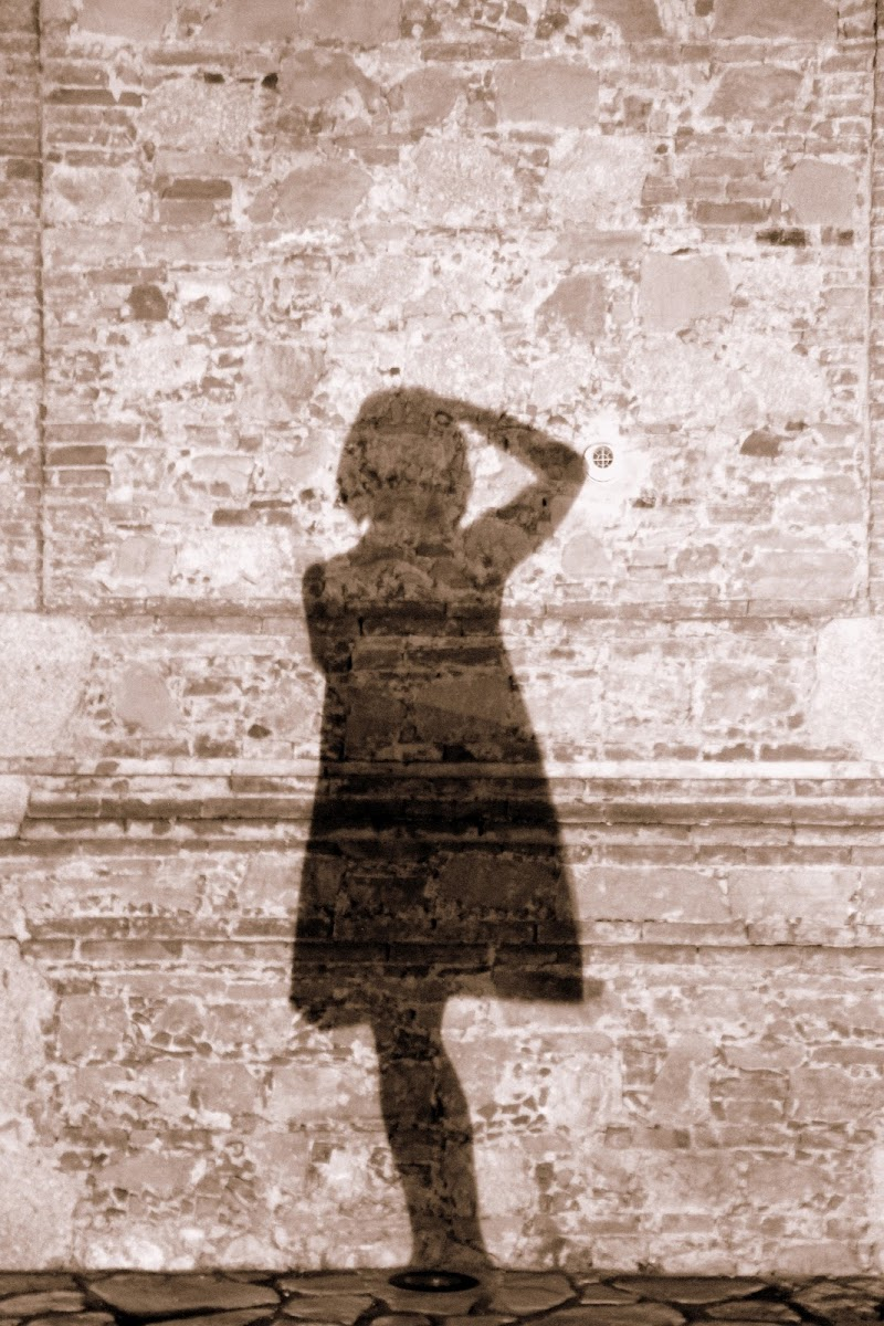 Silhouette in ombra  di Barbara