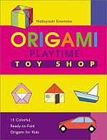 Photo: Playtime: Book 2: Toy Shop Enomoto Nobuyoshi  Charles E. Tuttle Co., Inc., 2002 Paperback, 32pp ISBN: 0804833176