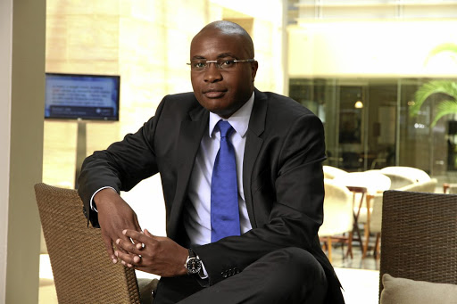 Full of hope: Keillen Ndlovu says consolidation in the small-cap space will happen over time. Picture: JEREMY GLYN