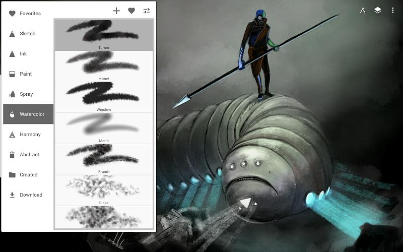 Infinite Painter Screenshot 7