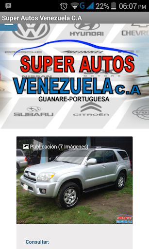 Super Autos Venezuela