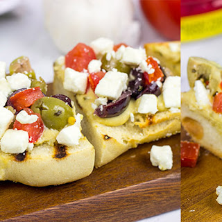 Grilled Bread Baguette Recipes