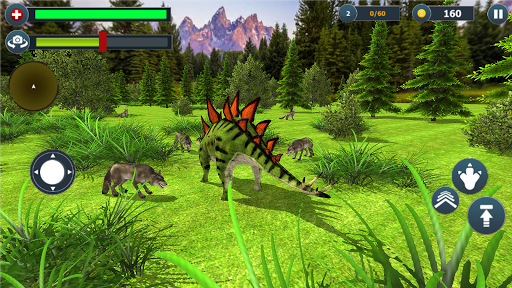 Dinosaur Simulator Free apkpoly screenshots 7