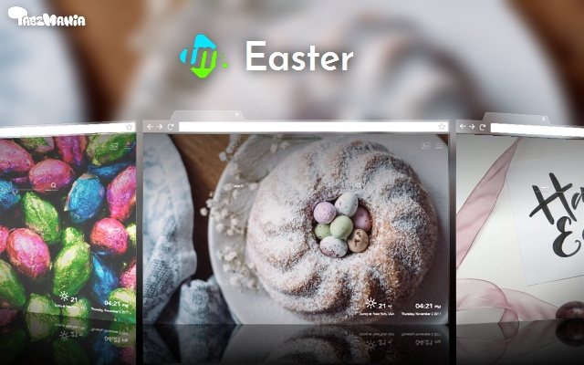 Easter Tab Themes