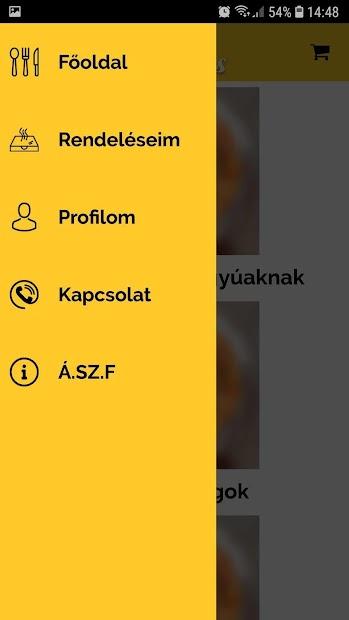 Fatálas Étterem Győr screenshot 5