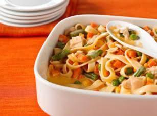 Cod Fish Casserole Recipe