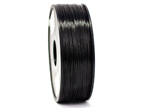 Black ABS Filament - 1.75mm