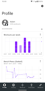 Strong – Workout Tracker Gym Log Pro [Lifetime Pro Subscription] 2.5.6 1