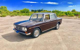Lancia Fulvia 2c Rent Basilicata