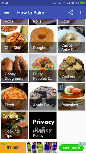 How To Bake screenshot