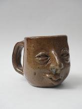 "Photo: Mug 1 * 3.5"" tall * Holds ~ 1.25 cups"