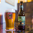 Widmer Hopside Down India Pale Lager (Rotator IPA Series)