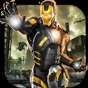 Grand Iron Kungfu Flying Superhero Rescue Mission 1.0