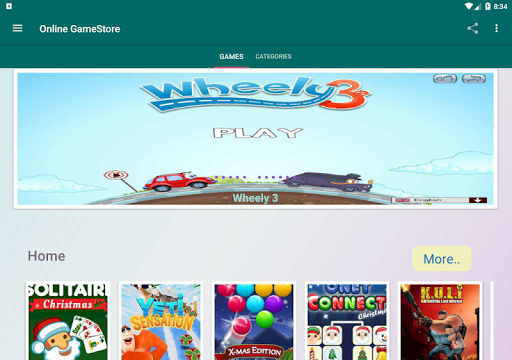 Game Store: All Online Games 8.42.03 screenshots 7