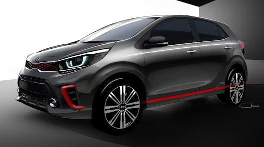 Kia Automóviles Robe, ya puede anticipar el nuevo Picanto