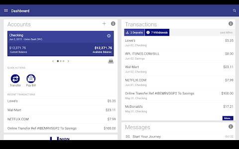 Union Bank Go App screenshot 5