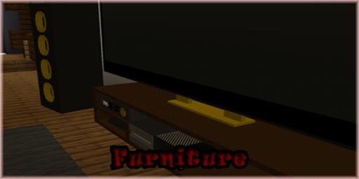 furniture mods for mcpe? screenshot 2