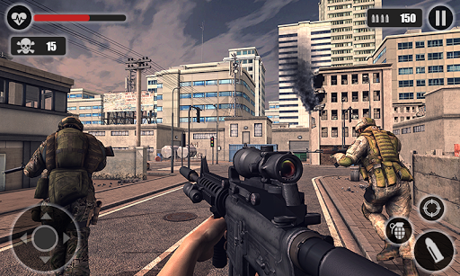 Counter Terrorist FPS Army Shooting ss3