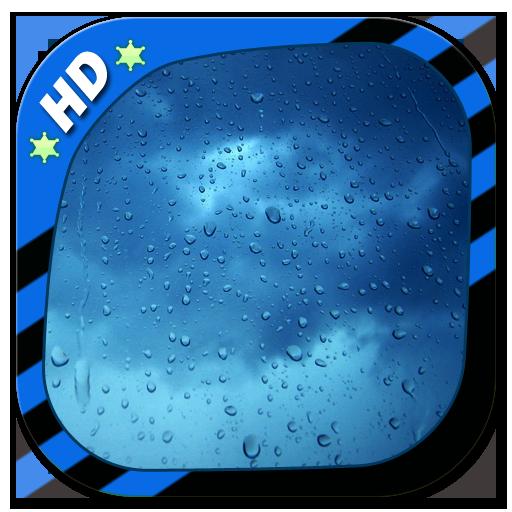 Rain Theme 生活 LOGO-玩APPs