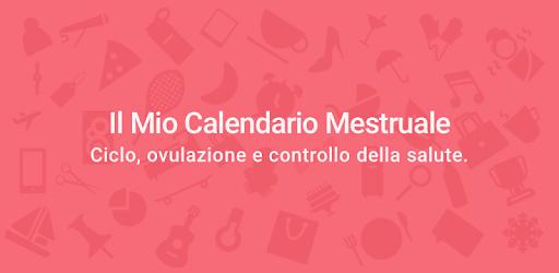 Il Mio Calendario Del Ciclo.Il Mio Calendario Mestruale Traccia Il Tuo Ciclo App Su