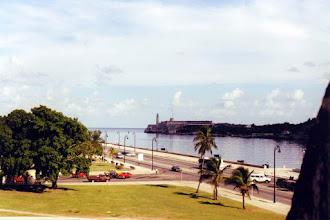 Photo: #018-La Havane-La forteresse de San Carlos de la Cabana (1763)