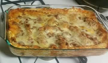 Mom's Easy Lasagna