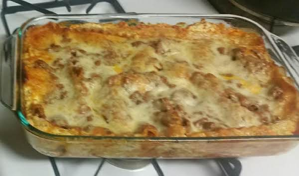 Mom's Easy Lasagna Recipe