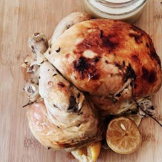 Lemon & Garlic Chicken (Slow Cooker) Recipe