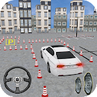 Modern Car Drive Parking 3d  : TKN Car Games icon