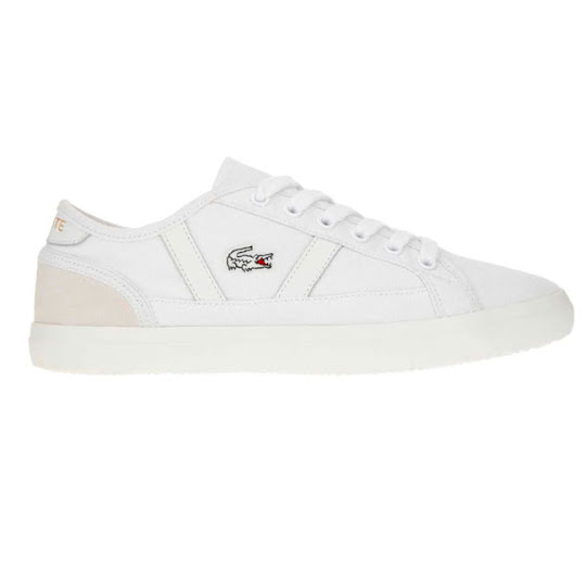Lacoste Sideline 119 1 CMA Sneakers Off-White/Navy Stl: 41