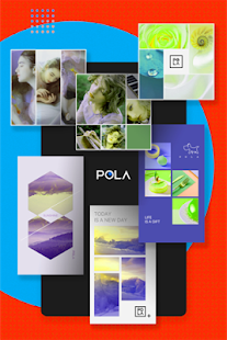 pola camera effect and editor simple Screenshot