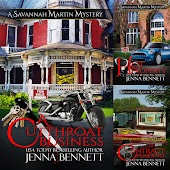 Savannah Martin Mysteries