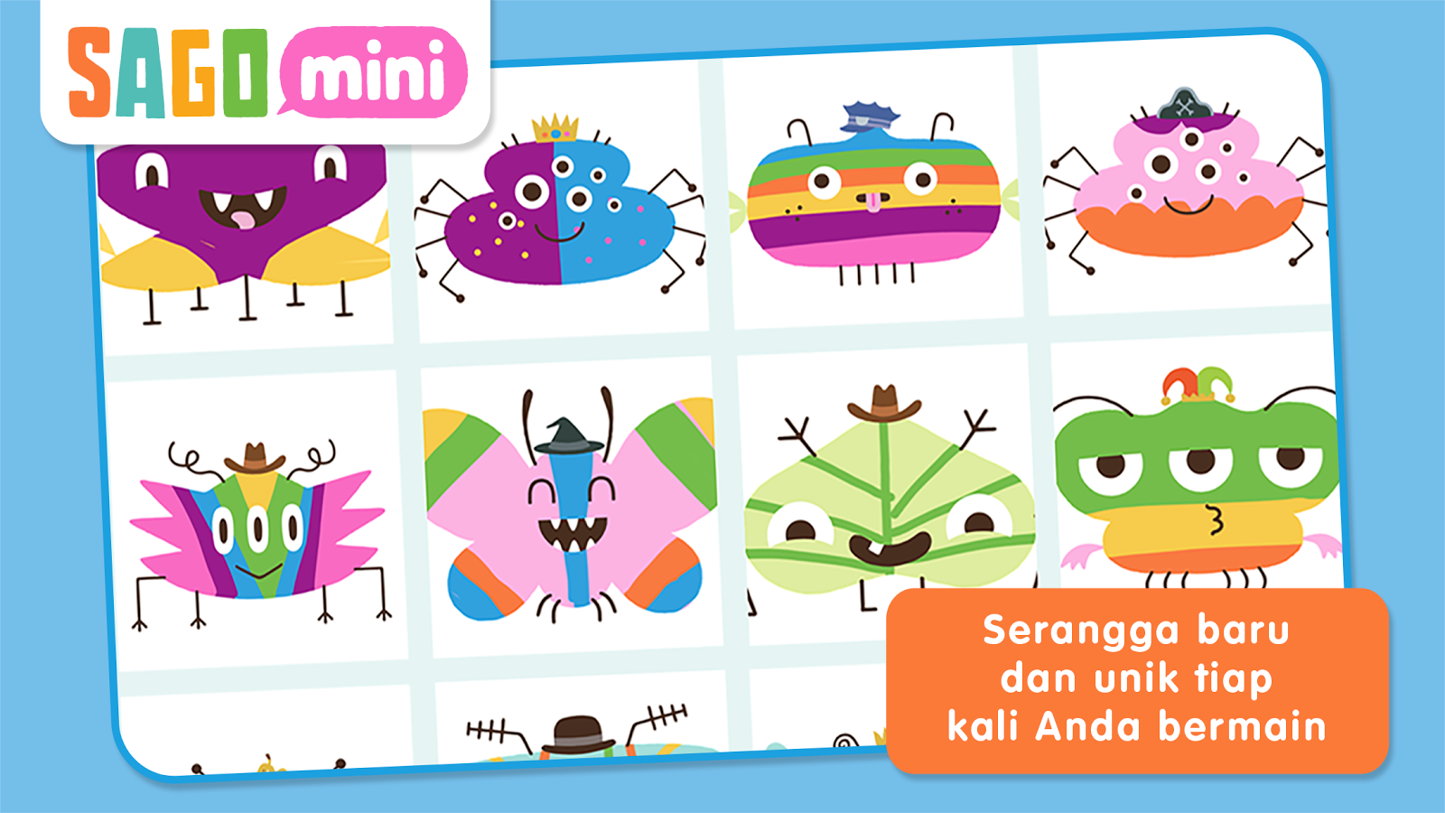 Sago Mini Bug Builder Apl Android Di Google Play