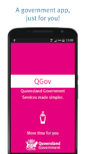 QGov - Services Made Simpler- screenshot thumbnail