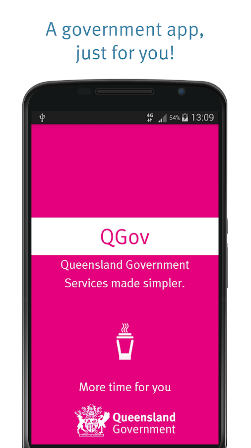 QGov - Services Made Simpler- screenshot