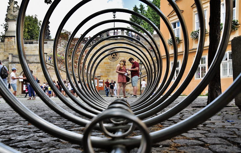 In giro a Praga di Ilaria Bertini